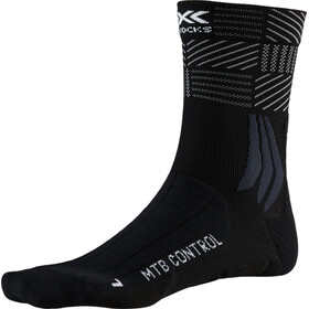 X-Socks MTB Control Calcetines, opal black/multi